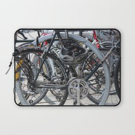 Spoke Too Soon Laptop Sleeve
