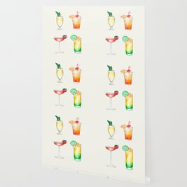 Cocktails 2 Wallpaper