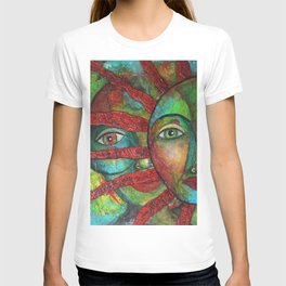 Facing the Sun 2 T-shirt