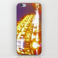 lee pace iPhone & iPod Skins featuring London Pace by StevenARTify
