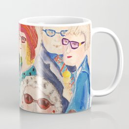 summer in Cambridge Coffee Mug