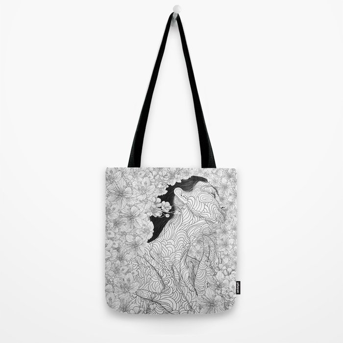 Muse and Creation Tote Bag