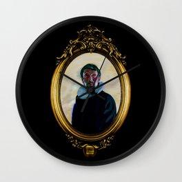 Mads Mikkelsen/ Adam's Apples Wall Clock