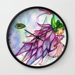 Dream ! Josephine Wall Clock