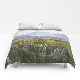 Waterton Wildflowers Comforters
