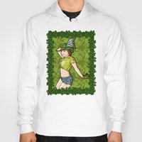 peter pan Hoodies featuring Peter Pan. by Benimarudo
