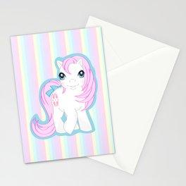 g1 my little pony baby Sundance Stationery Cards