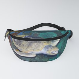 Kemp's Ridley Sea Turtle Fanny Pack