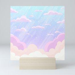 Pastel Heaven Mini Art Print