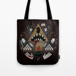 The decline Tote Bag