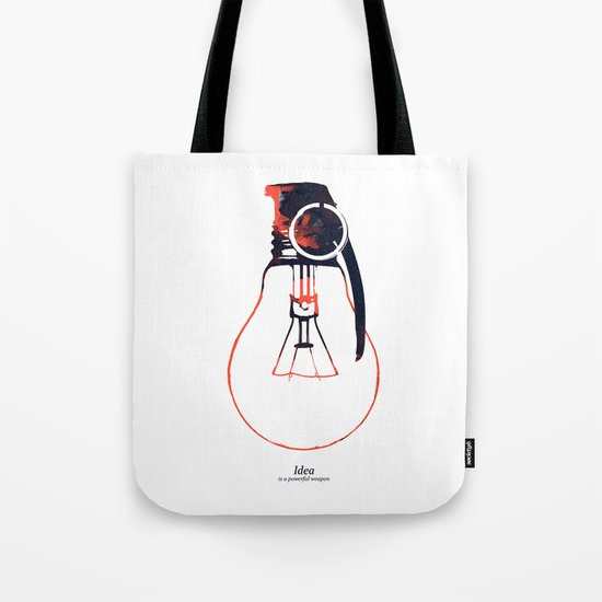 Idea Bomb (2) Tote Bag
