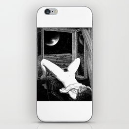 asc 558 - Le clair de femmes (Moonstruck) iPhone Skin