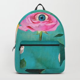 Beauty is in the Eye Backpack