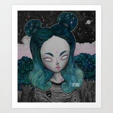 IGGY ★ STARDUST Art Print