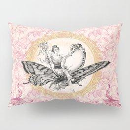 Vintage Fairy Queen Pillow Sham