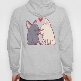 French Kiss Hoody