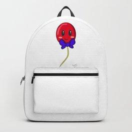 Unfortunate relationship: cute balloon black Backpack