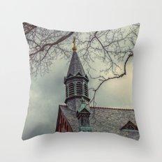 St. Joseph Chapel Throw Pillow
