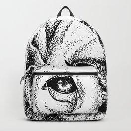 Lion Dots Backpack