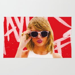 Tay Tay Swift Rug