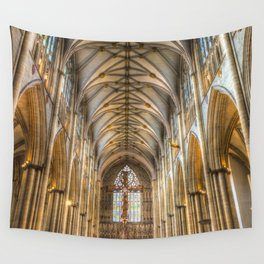 York Minster Cathedral Wall Tapestry
