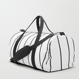 Light Bamboo Duffle Bag