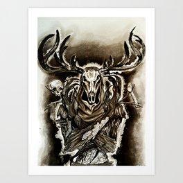 Leszy Art Print