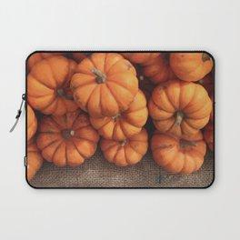 The Avant-Garden Forage || Pumpkins  Laptop Sleeve