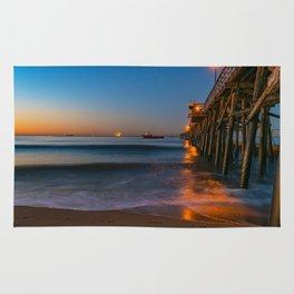 Seal Beach Dawn Rug