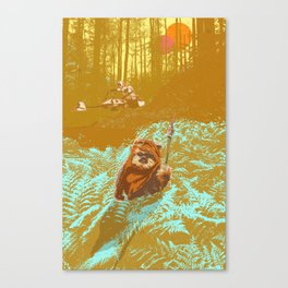 """""""Wicket"""" by Showdeer Canvas Print"""