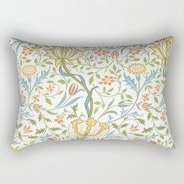 William Morris Flora Rectangular Pillow