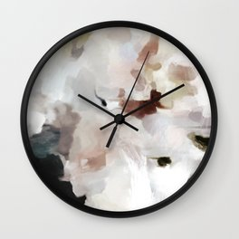 quiet reflection Wall Clock