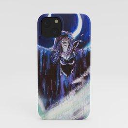 """Goddess Macha"" by Rev. Paul Messerle, HP iPhone Case"