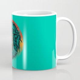 Zombie Lion Coffee Mug