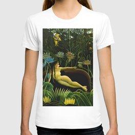"Henri Rousseau ""The dream"", 1910 T-shirt"