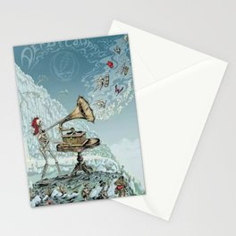 Dead and company Stationery Cards