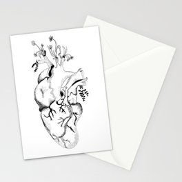 Love Grows Stationery Cards