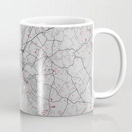 FanMap | NCAA UGA #08 Coffee Mug