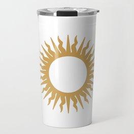 flag of Cordoba Travel Mug