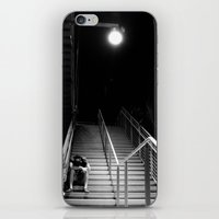 alone iPhone & iPod Skins featuring ALONE by Arevik Martirosyan