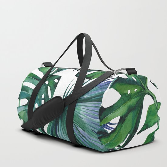 Tropical Palm Leaves Classic II by followmeinstead
