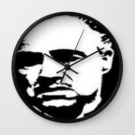 Vito Corleone Wall Clock