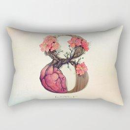 8th Rectangular Pillow