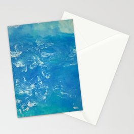 Waves 808-0 Stationery Cards
