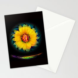 Sunflower Love Stationery Cards