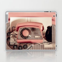 Retro rotary dial phone Laptop & iPad Skin