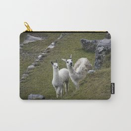 Llama II Carry-All Pouch