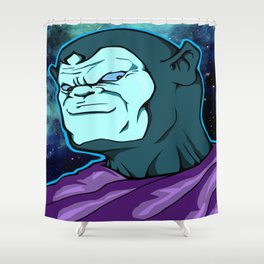 MINOS Shower Curtain