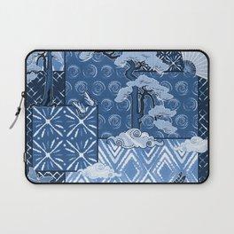 Shibori Quilt Laptop Sleeve