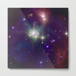 859. Coronet: A Star-Formation Neighbor Metal Print